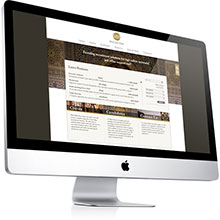 Miller Hay Website Design Dubai