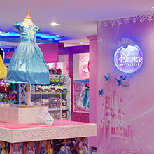 Disney Princess Design Dubai
